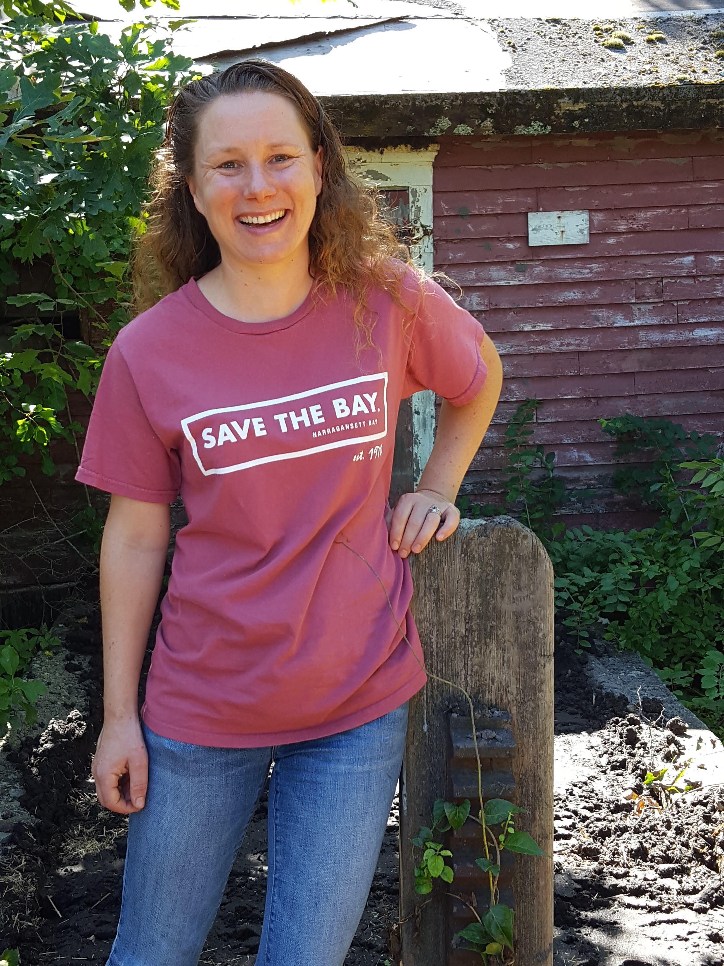 Kate McPherson, Riverkeeper