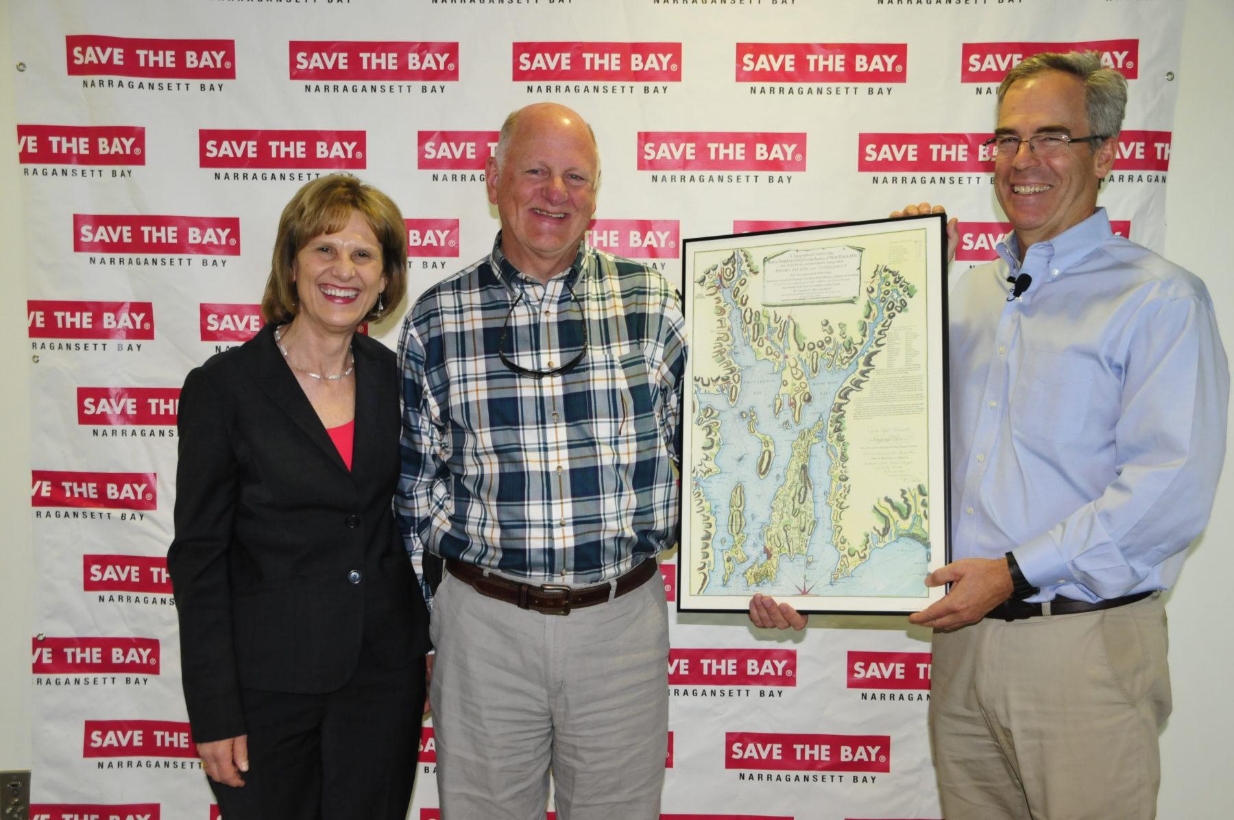 Annual Meeting & Environmental Awards   Save The Bay