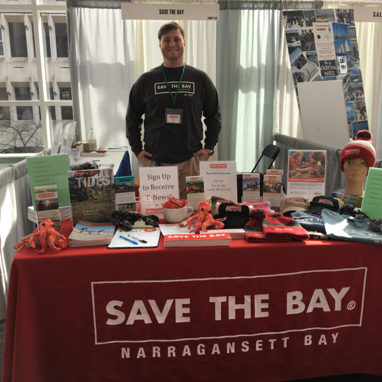 Save The Bay at the Providence Boat Show