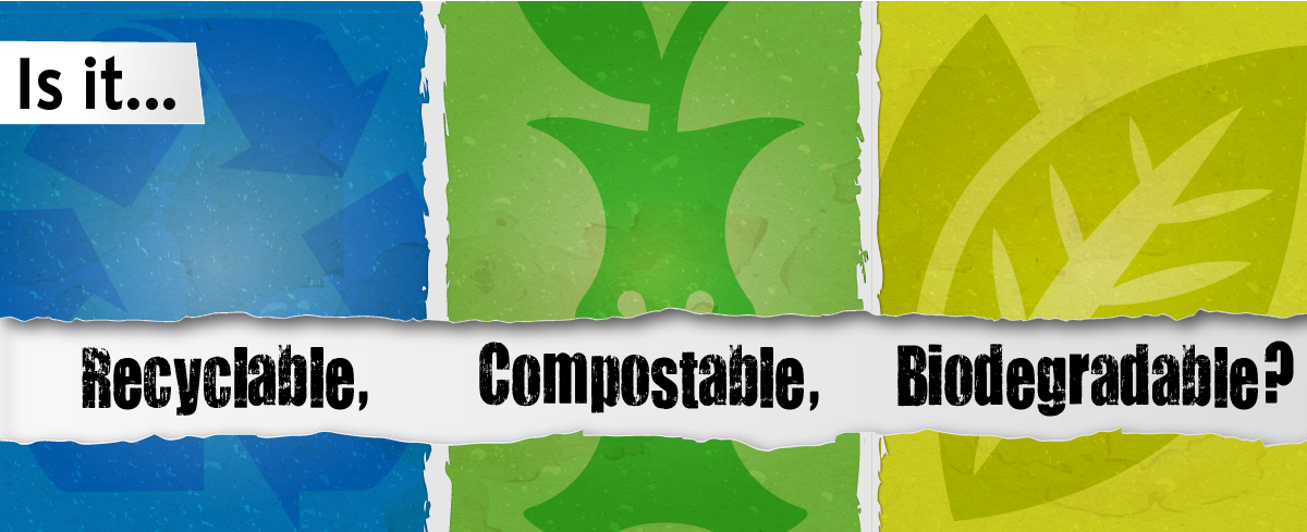 Is it recyclable, compostable, biodegradable?