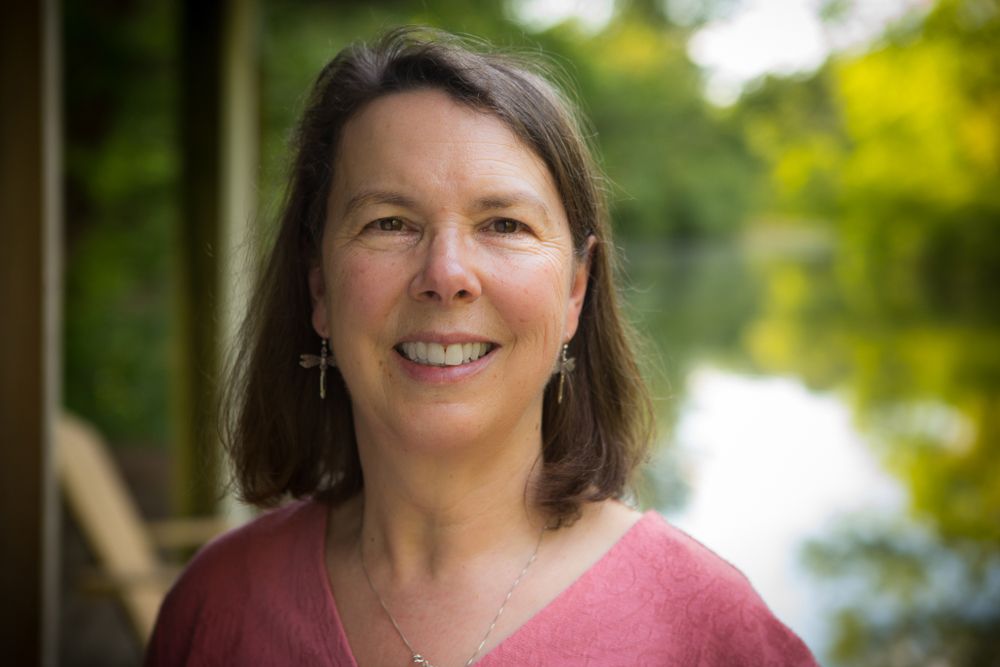 Denise Poyer's tireless efforts for the Wood and Pawcatuck rivers earns her Save The Bay's 2019 Environmental Achievement Award.