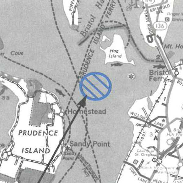Hog Island Dredge Site