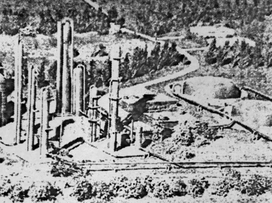 Northeastern Petroleum Proposed Refinery Plan