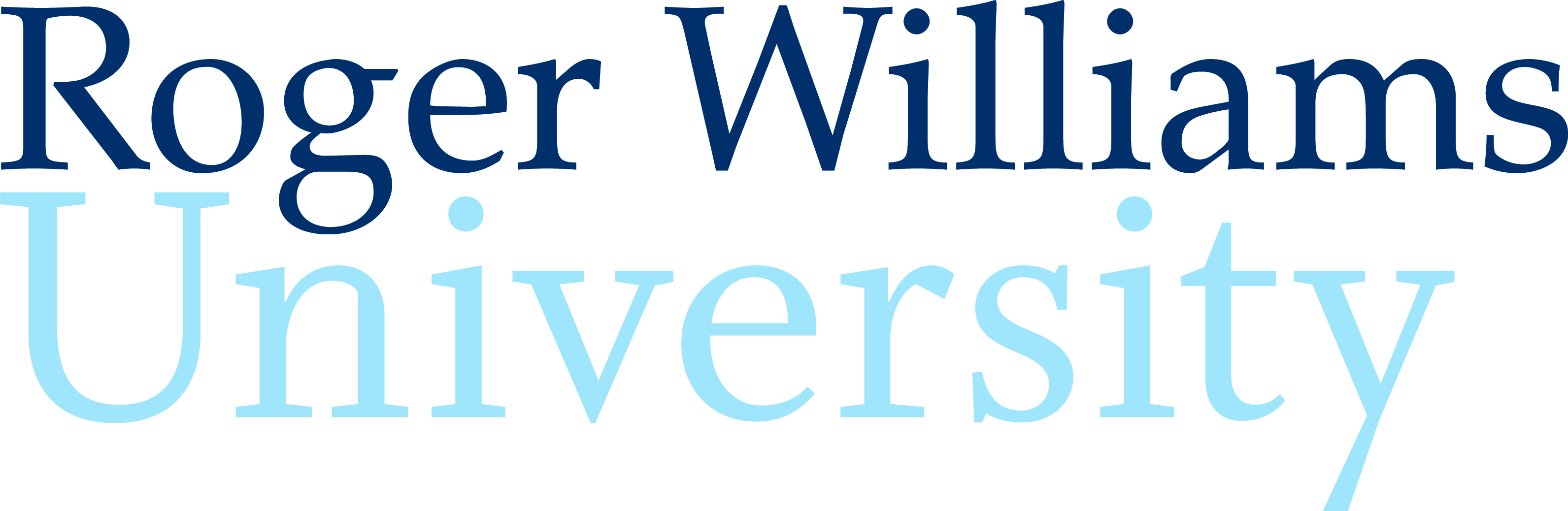 Thanks, Roger Williams University, for sponsoring our 50th anniversary celebration!