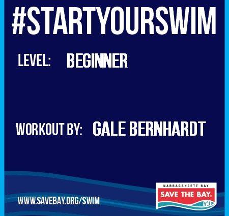 Start Your Swim: One-Month Beginner Workout