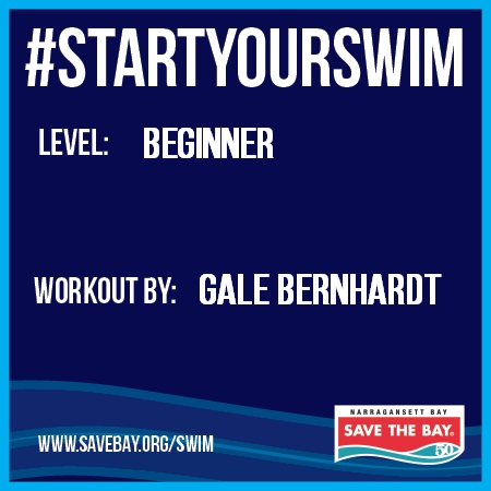 Start Your Swim: One-Month Beginner Workout