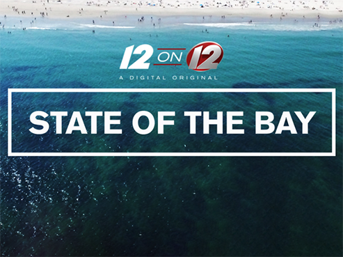 "Save The Bay weighs in on WPRI's 12 on 12 Digital Special, ""State of the Bay"""