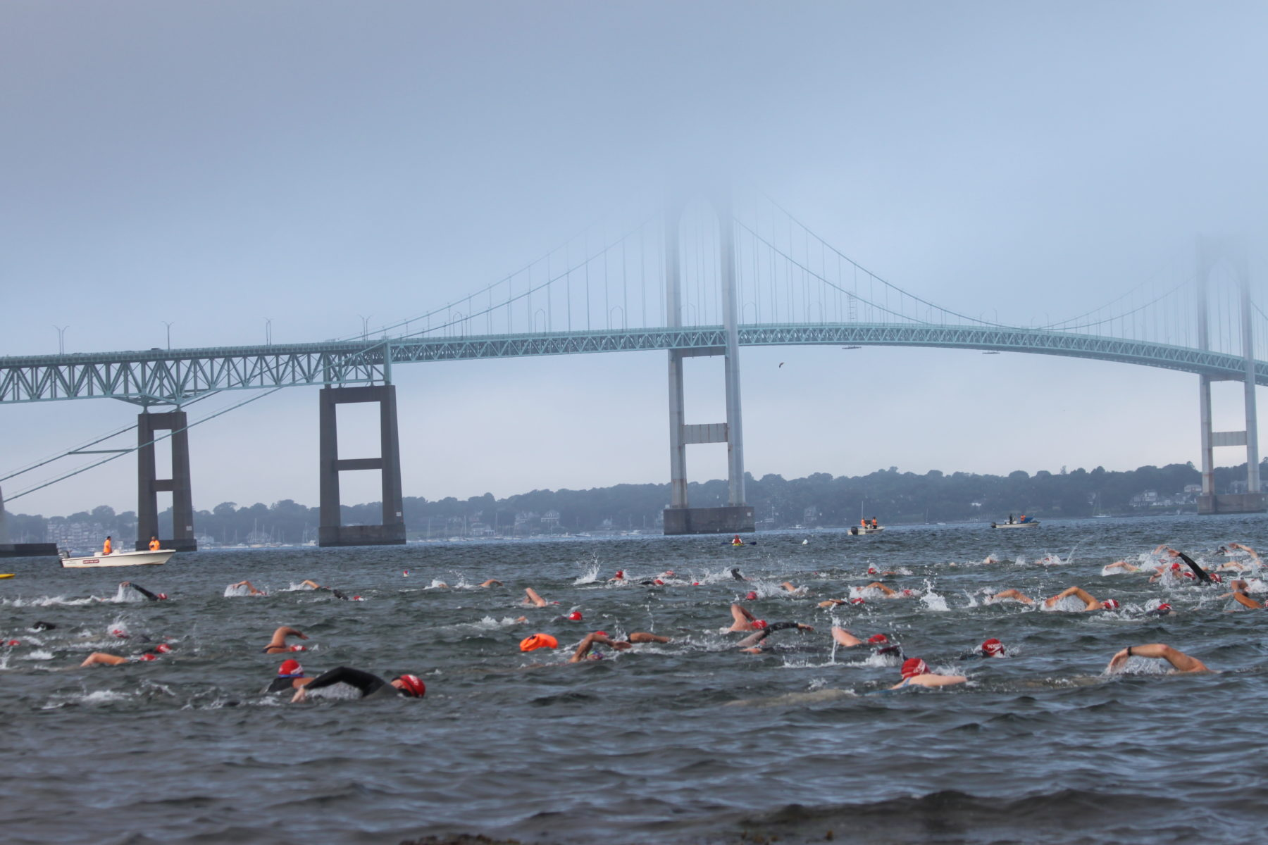 43rd Annual Save The Bay Swim @ Naval War College