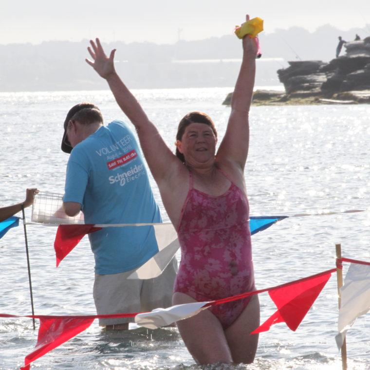 Save The Bay Swim Joy