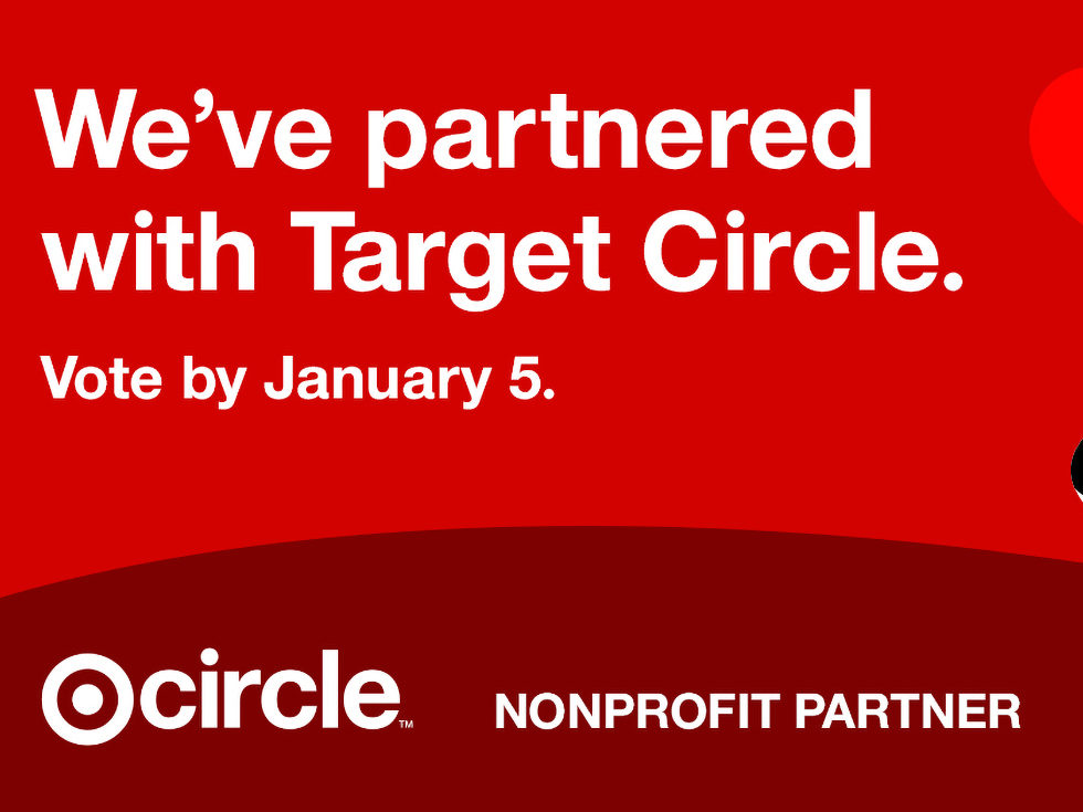 We've partnered with Target Circle! Vote by January 5!