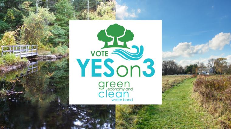 Green Economy & Clean Water Bond